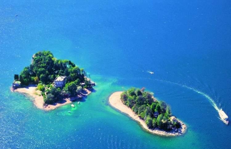 Isole Brissago Ticino