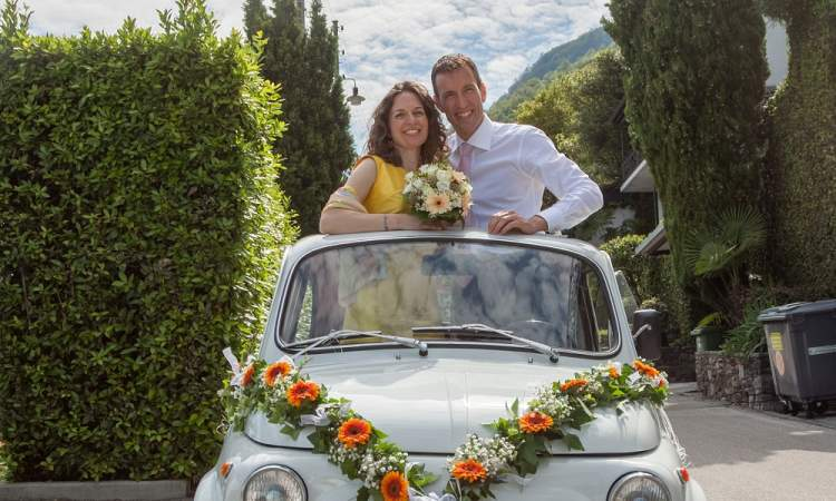 Sposi Fiat 500
