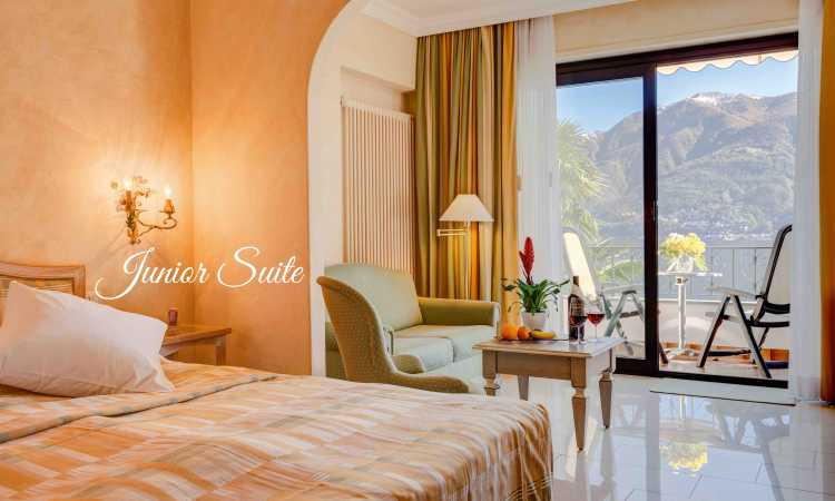 Junior Suite Boutique Hotel La Rocca
