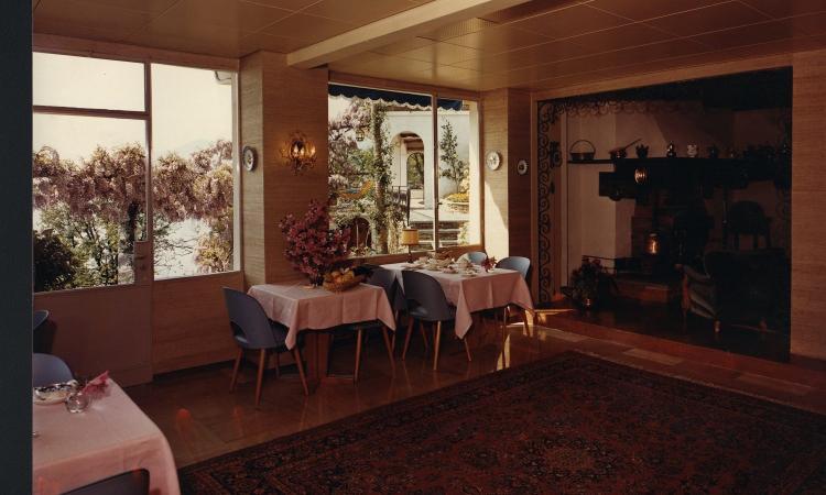 Ristorante Panoramico anni 70